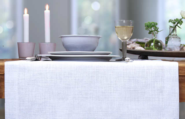 sander tischdecken linea. Black Bedroom Furniture Sets. Home Design Ideas