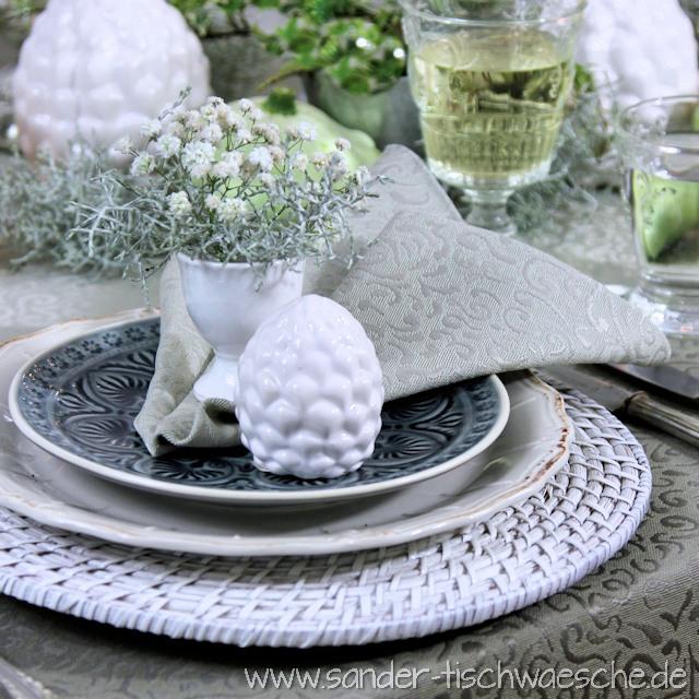 Jacquard tischdecken - Servietten dekorieren ...