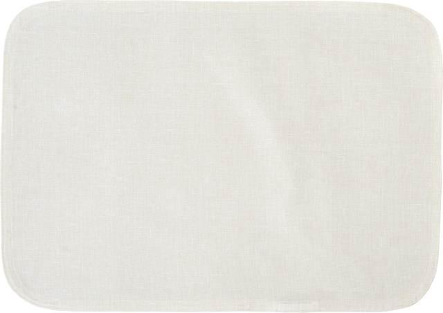 abwaschbare tischdecken weiß