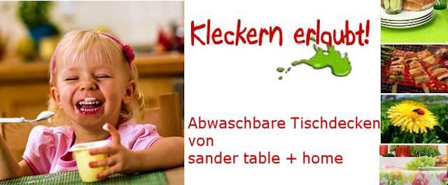 abwischbare Tischdecken online bestellen