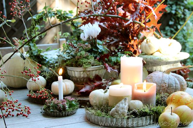 Tischdeko Gartendeko Guglhupfform