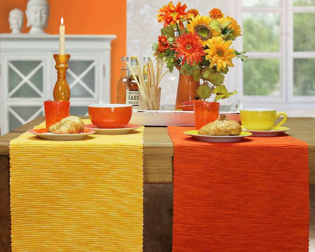 Tischläufer Baumwolle