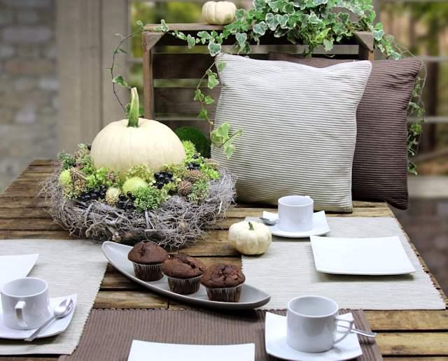 tischsets atur und Tischsets braun