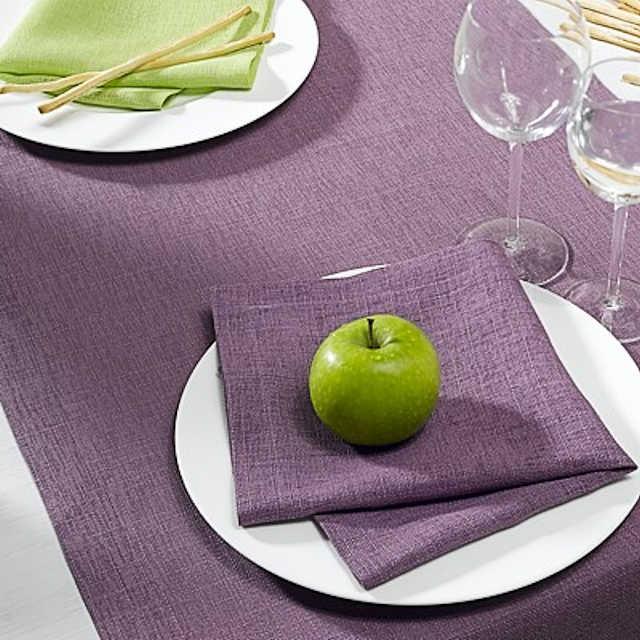 lavendel Tischdecken