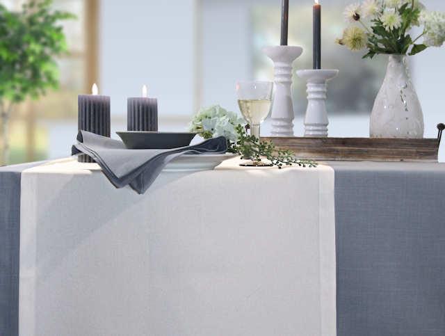 sander tischdecken loft. Black Bedroom Furniture Sets. Home Design Ideas