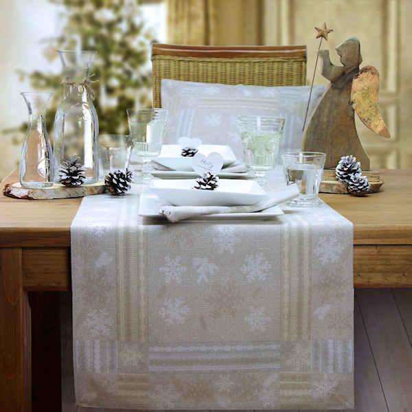 mitteldecken tisch decken. Black Bedroom Furniture Sets. Home Design Ideas