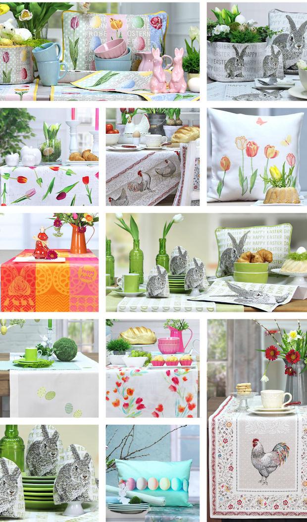 Tischdecken Ostern