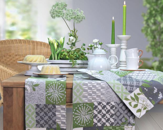 Gobelin Tischsets Frühling