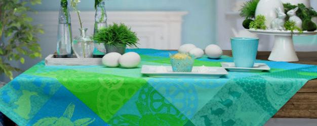 Tischdecke Ostern