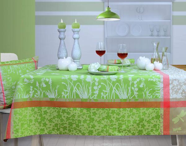 Tischdecke Frühling