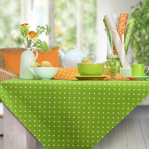 Tischdecken abwaschbar