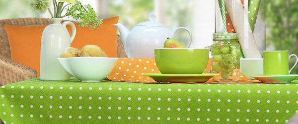 Gartentischdecken – tisch decken