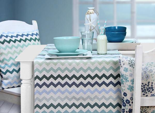 moderne Tischäufer Muster