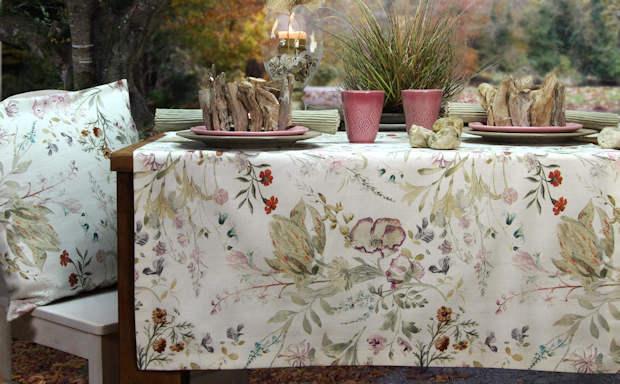 Tischdecke Herbst von Sander