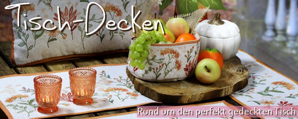 Tisch-Decken