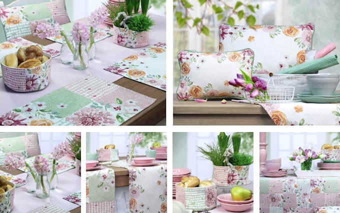 Tischsets Frühling