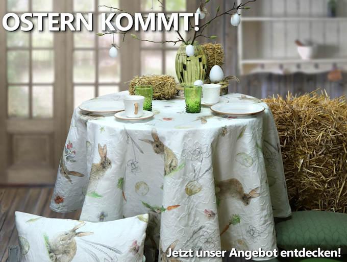 Sander Tischwäsche Ostern