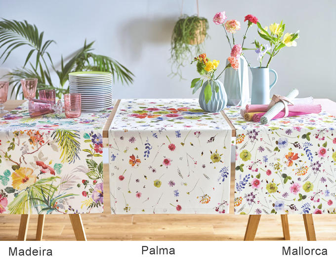 Tischläufer Sommer Frühling
