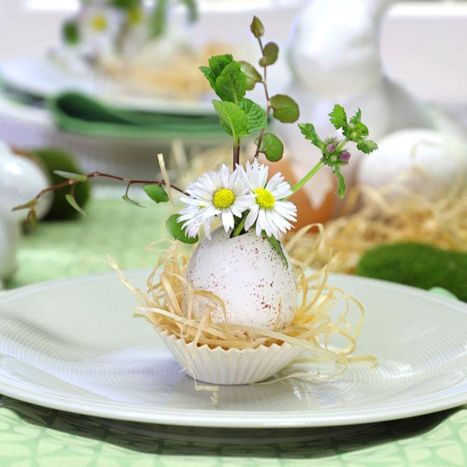 Ostereier dekorieren