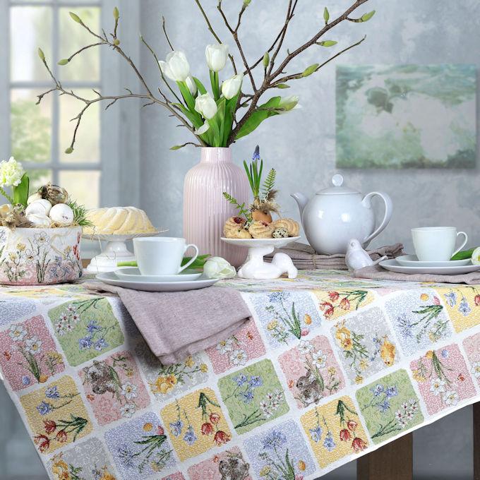Tischdecken Mitteldecke Neu Handarbeit Verkaufsrabatt 50-70% Antiquitäten & Kunst