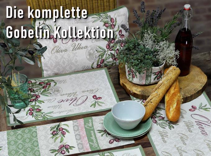 Goeblin Kollektion Sander Tischwäsche