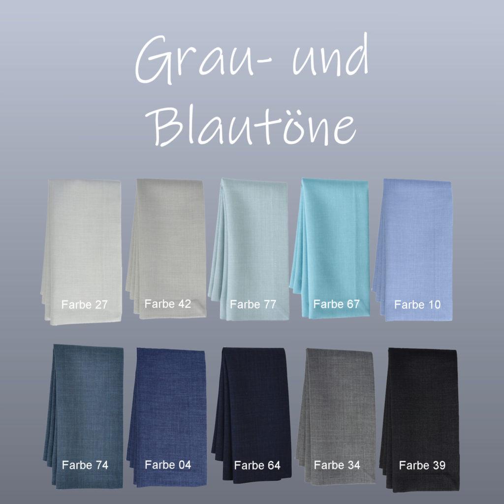 Tischdecke LOFT Sander blau