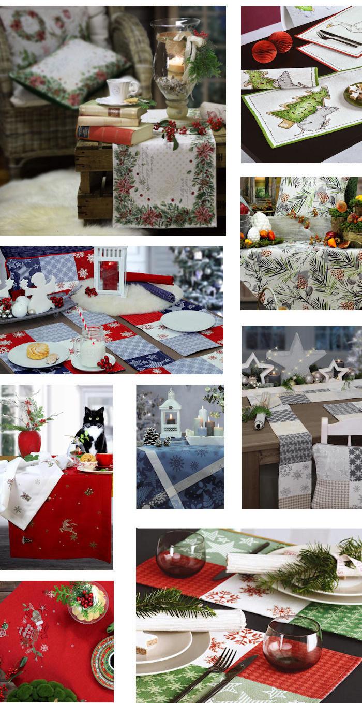 Tischdecken Weihnachten Outlet